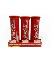 Espositore porta bicchieri Coca Cola