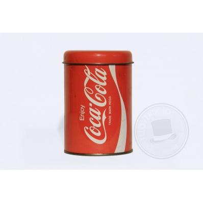 Barattolo in latta Coca Cola