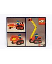 LEGO 813 Gear Bulldozer