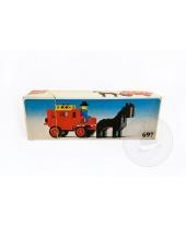 LEGO 697 Stagecoach