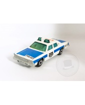 Modellino Plymouth Gran Fury Police Matchbox Superfast