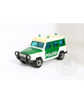Modellino Mercedes Benz 280 GE Polizei Matchbox