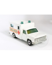 Modellino n.41 Ambulance Matchbox Superfast