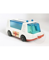 Modellino Stretcha Fetcha Ambulance Matchbox Superfast