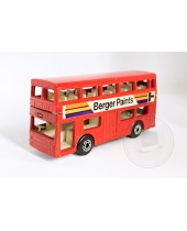 Modellino The Londoner Berger Paints Matchbox Superfast