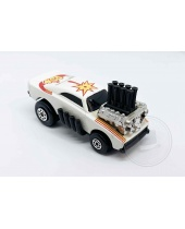 Modellino n.3 White Lightning Matchbox Superfast