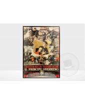 Manifesto locandina film Il Principe Guerriero 1965