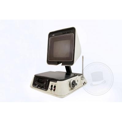 JVC NIVICO 3100 Radio Televisore Space Age