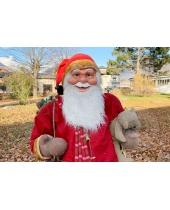 Noleggio Babbo Natale seduto 145 cm