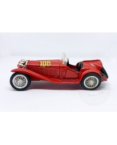 Modellino Alfa Romeo 2300 Spider 1932 Brumm
