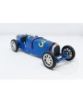 Modellino Bugatti Type 59 Biposto 1933 Brumm