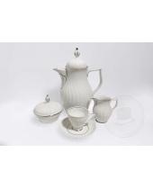 Servizio da Caffè 10 persone in porcellana Royal Tettau Bavaria