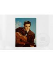 Cartolina Elvis Presley n.34 Rotalfoto Milano