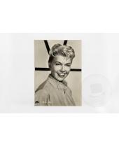 Cartolina Fotografica Doris Day 1154 Bromofoto Milano