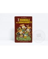 3° Manuale delle Giovani Marmotte 1977 Arnoldo Mondadori Editore
