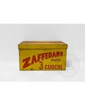 Scatola di latta Zafferano 3 Cuochi £ 35