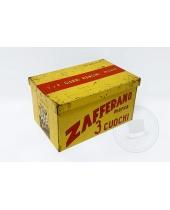 Scatola di latta Zafferano 3 Cuochi £ 70