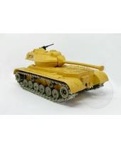 Modellino Carro armato Char Blinde General Patton M47 Solido