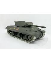 Modellino Carro armato Tank Destroyer M10 Solido