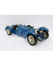 Modellino Bugatti Type 59 1934 Burago