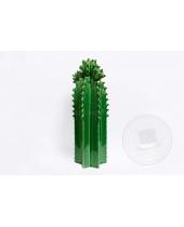 Cactus verde in ceramica 43 cm