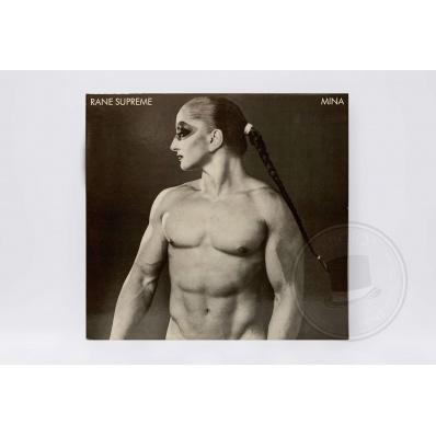 Disco Vinile 33 giri LP Mina Rane Supreme