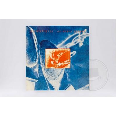 Disco Vinile 33 giri LP Dire Straits On Every Street