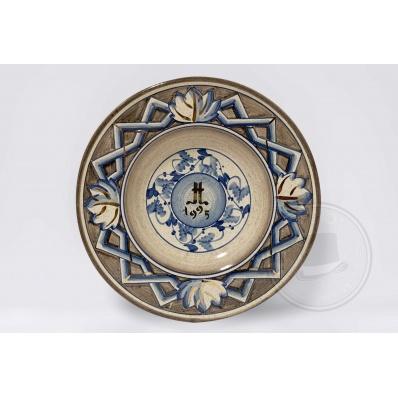 Piatto da collezione Ceramica Kamares 1995