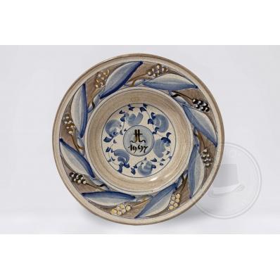 Piatto da collezione Ceramica Kamares 1997