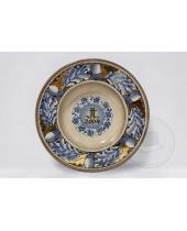 Piatto da collezione Ceramica Kamares 2004