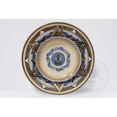 Piatto da collezione Ceramica Kamares 2007