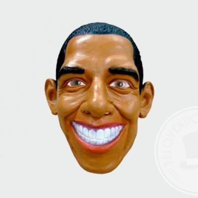 Maschera da Barack Obama