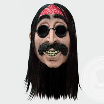 Maschera da hippie