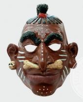 Maschera da capotribù