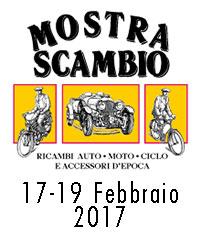 Mostra Scambio Novegro 17/18/19 febbraio 2017